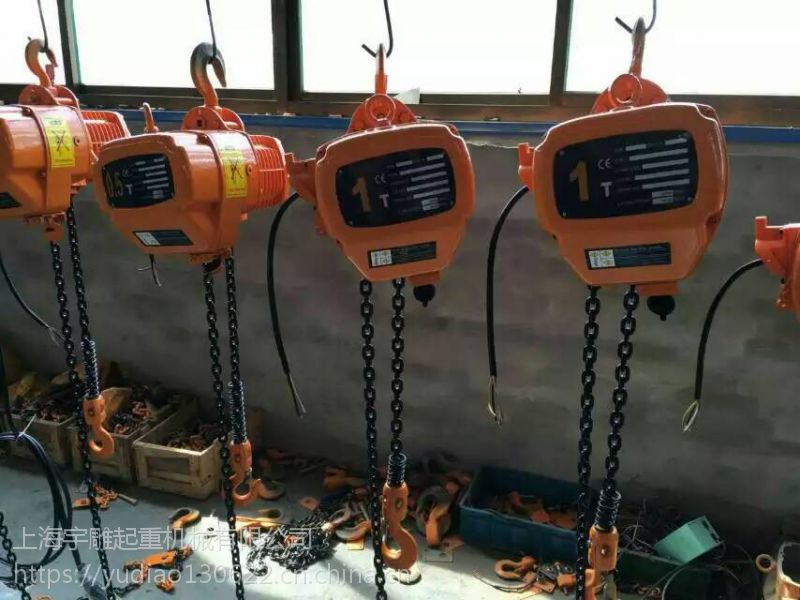 3吨3米电动葫芦价格3吨手拉电动两用葫芦厂家