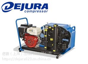 30MPa正压式呼吸器充气泵价格 徳爵300bar优质高压空气泵价格_图片
