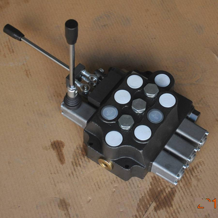 DCV110-3OT-1系列整体1控2液压多路阀SKBTFLUID牌