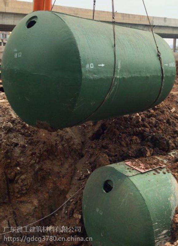 选择钢筋混凝土材质化粪池的原因
