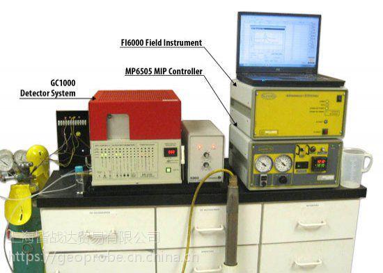 Geoprobe MIP地下VOC(薄膜界面探测)实时监测系统
