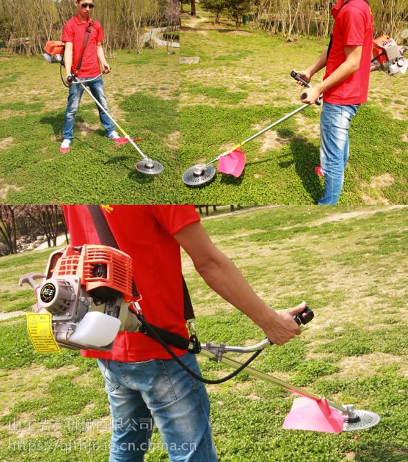 茶园新型除草机 背负式打草机