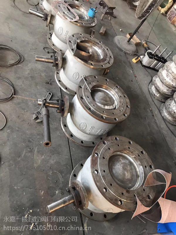 Q641TC气动陶瓷球阀 一核陶瓷阀门厂家