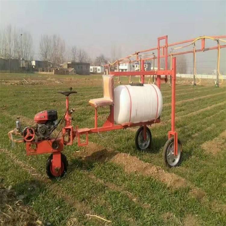 供应三轮打药车 农用自走式喷雾器 河北平原打药机