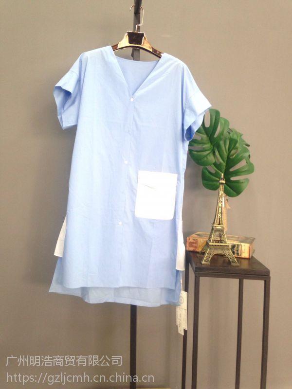 设计师原创品牌白茶服装品牌折扣批发