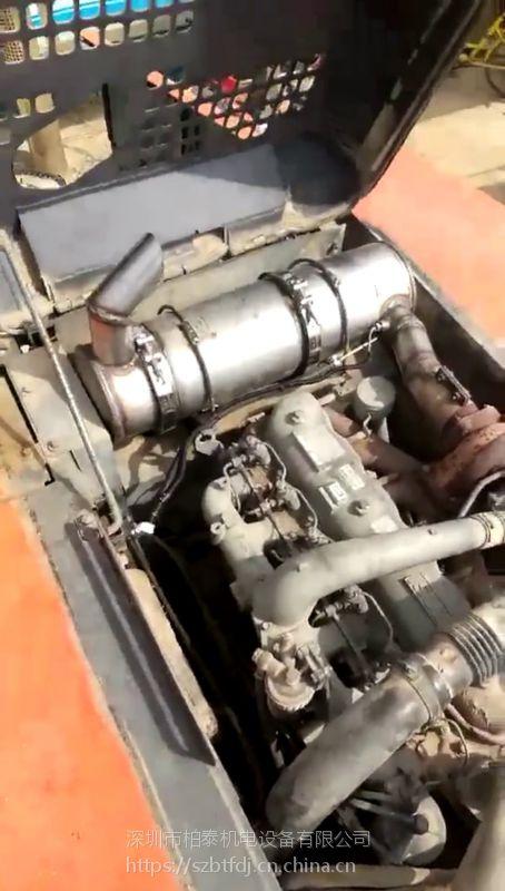 深圳工地挖掘机尾气净化器