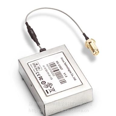 WE2100T MOXA 内嵌式 串口设备无线联网模块