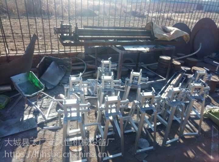 轧边机白铁皮保温卷板机_手动铝板铁皮起线机