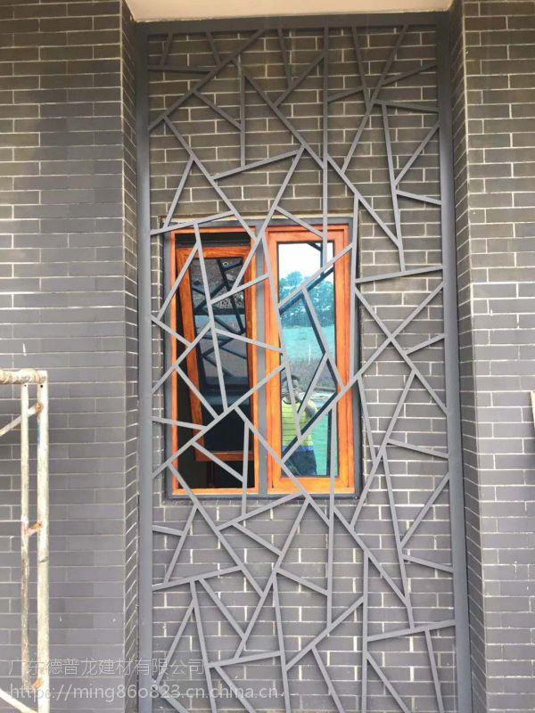 木纹铝挂落-仿古铝挂落快速供货厂家
