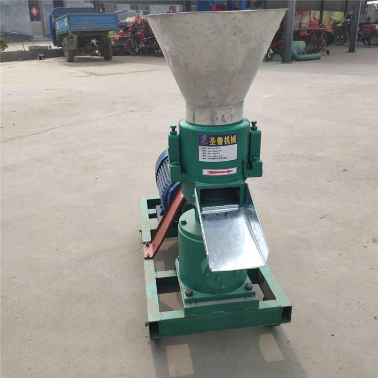 安徽大型草粉制粒机 秸杆颗粒机 猪饲料压粒机
