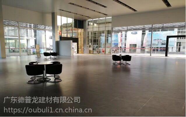 广东德普龙耐水不吸尘汽车店镀锌天花板吊顶厂家直销