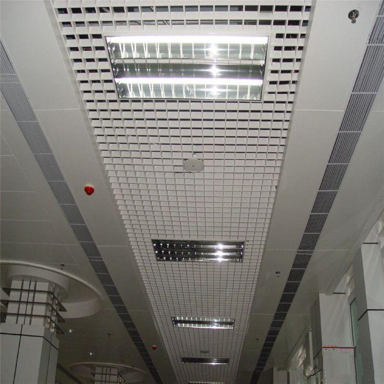 广东德普龙塔型铝合金格栅结构精巧价格合理欢迎选购