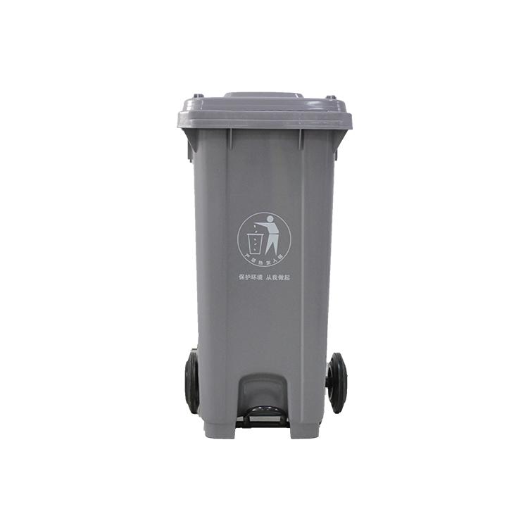 仁怀塑料垃圾桶,240L环卫垃圾桶生产厂家