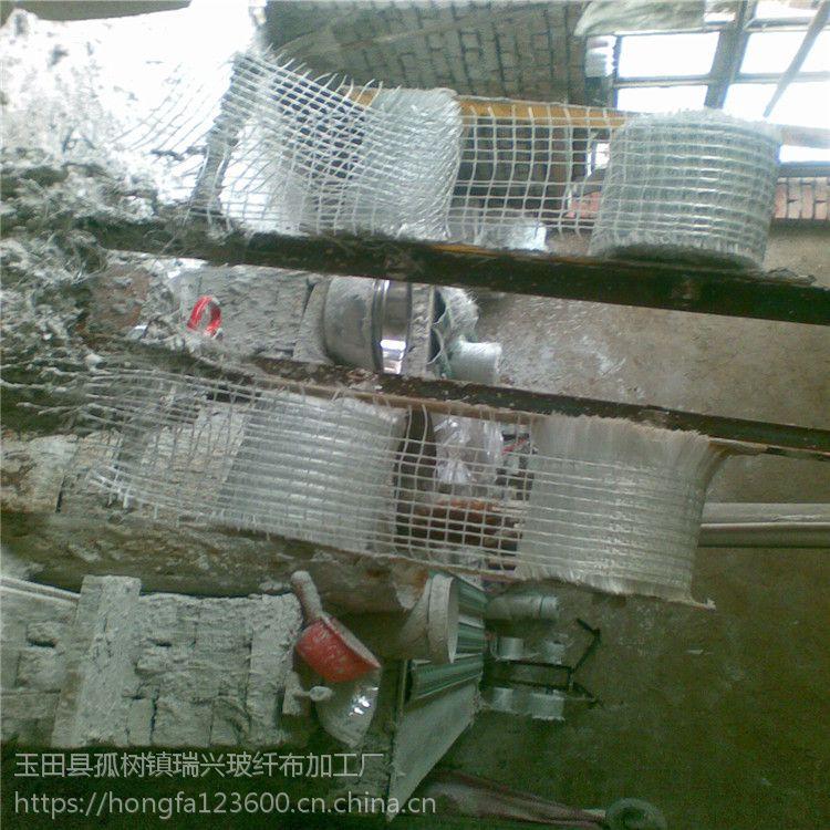 供应张家口A级抗碱吊顶石膏线防裂布20公分接缝网格布