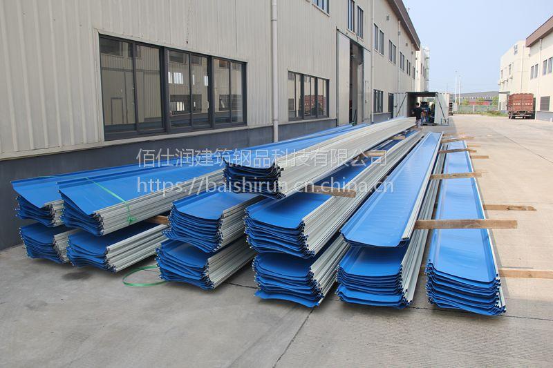荆州哪里有0.5厚的上海宝钢470彩钢瓦加工厂?