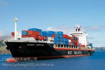 温州到汕头濠江保税区海运橡胶大柜多少钱温州港