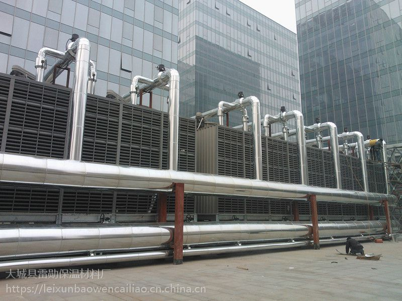 供应工程热水管道保温 铝皮保温施工厂家 铁皮保温施工价格优惠