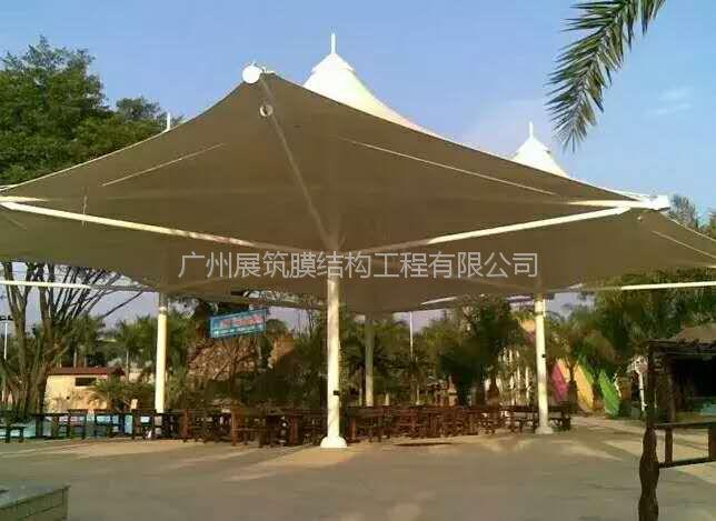 珠海市优惠价格的膜结构厂家张拉膜材料供应