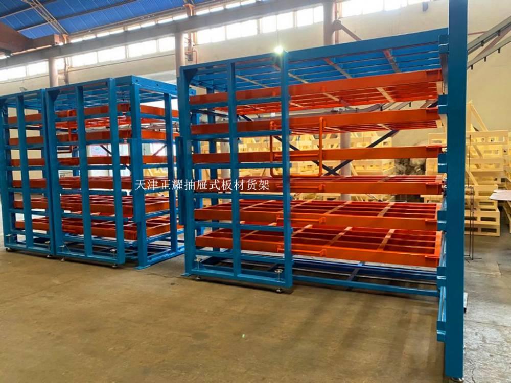 三层钢结构 沈阳阁楼货架生产厂家 制药行业仓储