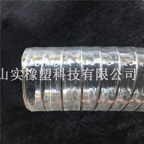 山实厂家供应25mm食品级输油输酒管 不锈钢钢丝软管 粮油液体输送管