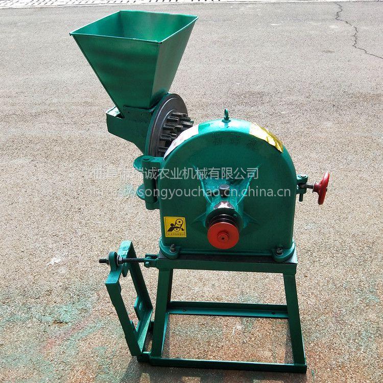 供应齿盘式粉碎机、杂粮饲料打碎机、家用大米磨粉机
