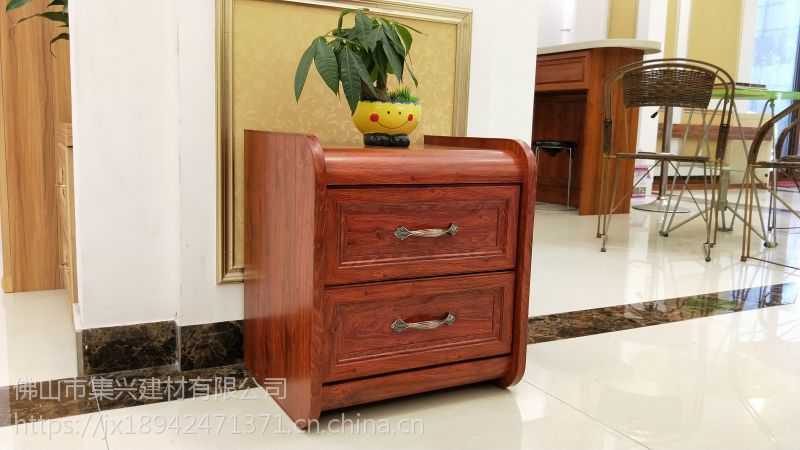 佛山全铝家具型材橱柜铝材衣柜浴室柜材料配件全铝家居