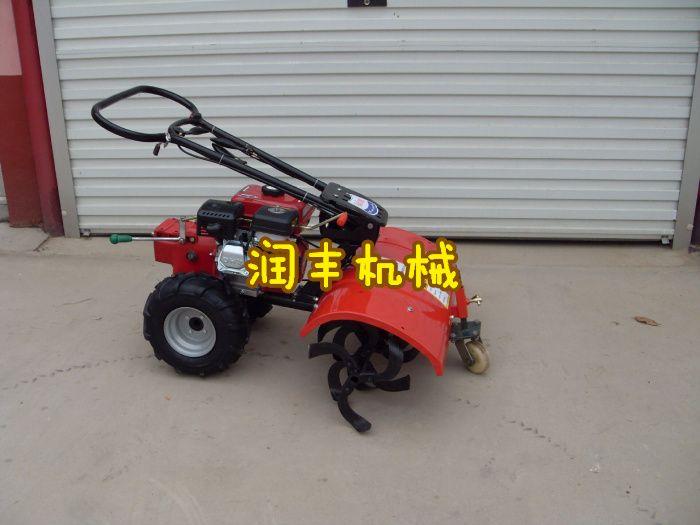 微型旋耕机多少钱一台 多功能旋耕起垄机润丰