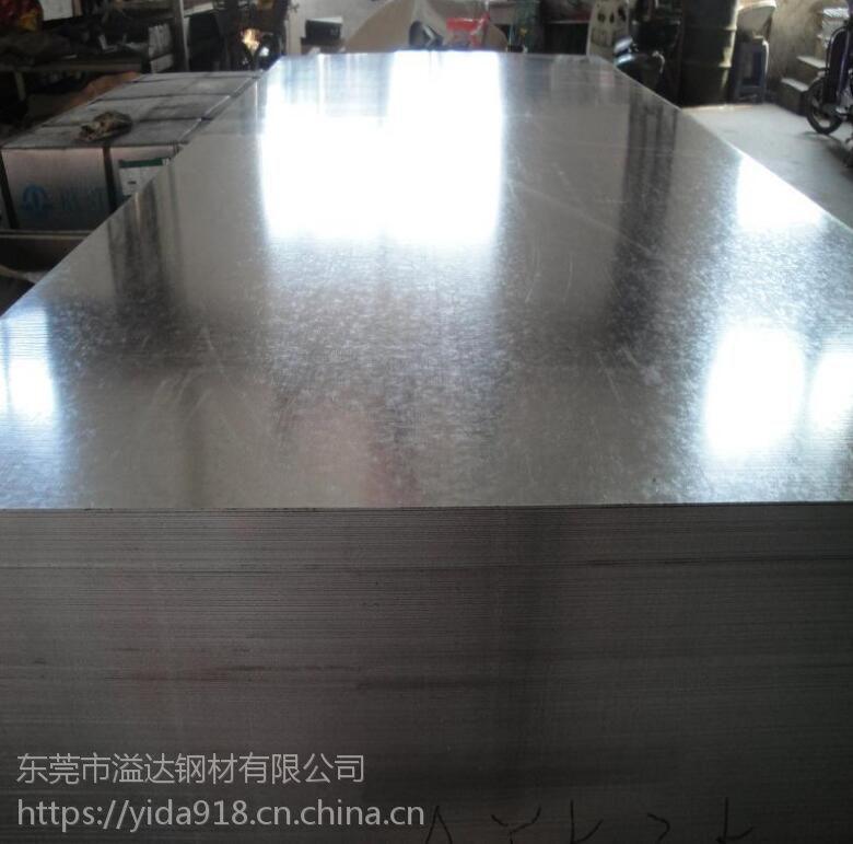 B340/590DPD+Z宝钢性能热镀锌板产品