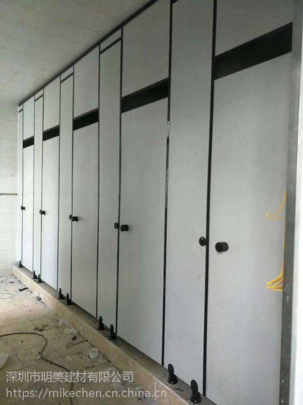 自贡市名嘉公共厕所隔断厂拥有专业化安装团队定制洗手间隔断专家