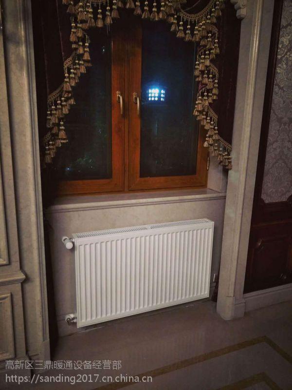 为啥家里有空调还要装暖气片?