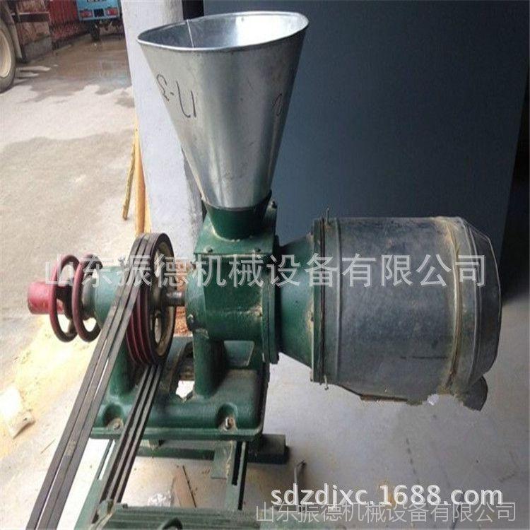 小型电动石磨面粉机 玉米高粱粗细磨面机 振德  五谷杂粮磨面机