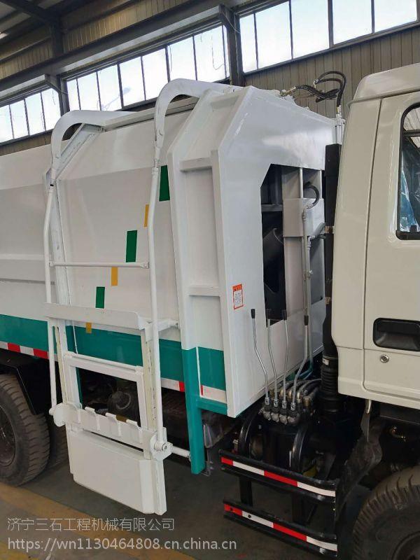只要有专注力 买产品才能找到好产品7方福田国五挂桶式垃圾车 机动垃圾车