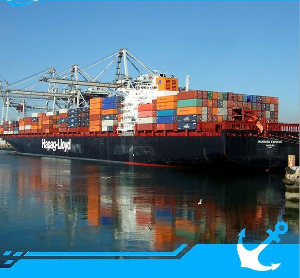 中国广州出口到新西兰目的港海运运输单据