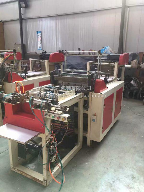 出售二手500型高速切片/冷切制袋机