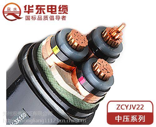 郑州现货供应KVVP22屏蔽控制电缆华东好品牌