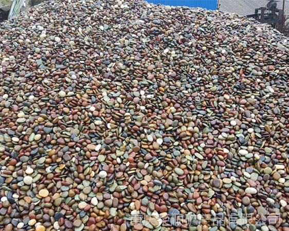 天然鹅卵石30-50mm
