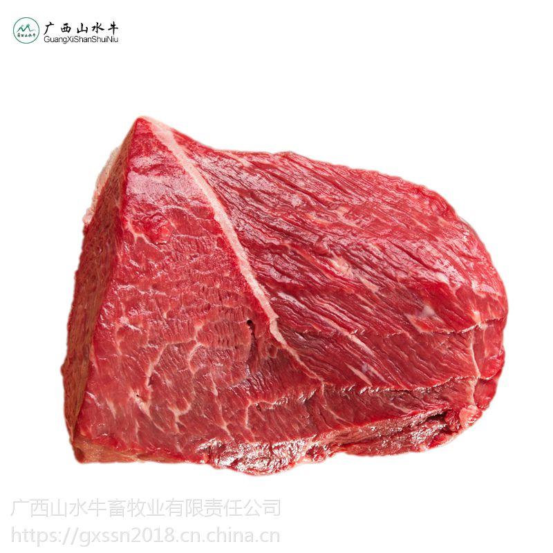 广西山水牛供给养殖扶贫认购项目福利养殖肉牛供给屠宰牛肉