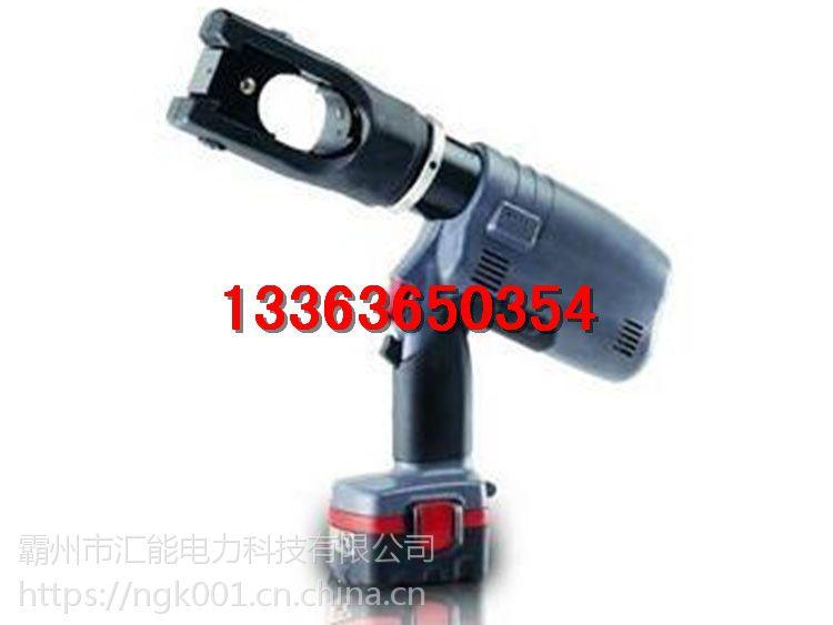 美国KuDos HEC-U27 压接钳 充电式压接钳 线缆 汇能