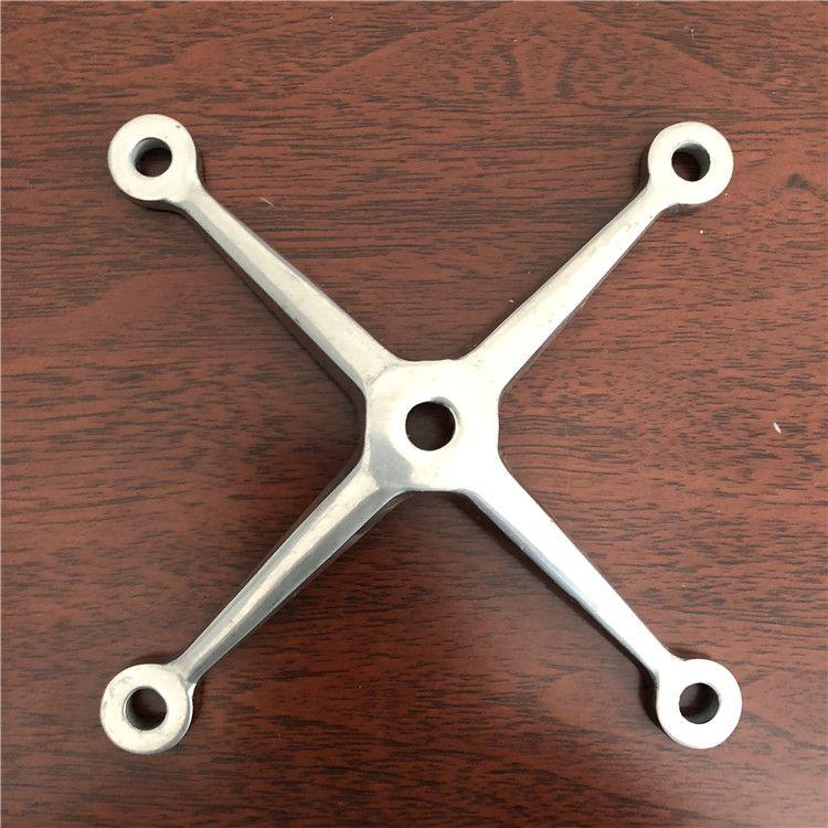 耀恒 不锈钢驳接爪件的型号如何选择 玻璃驳接爪 幕墙爪定制