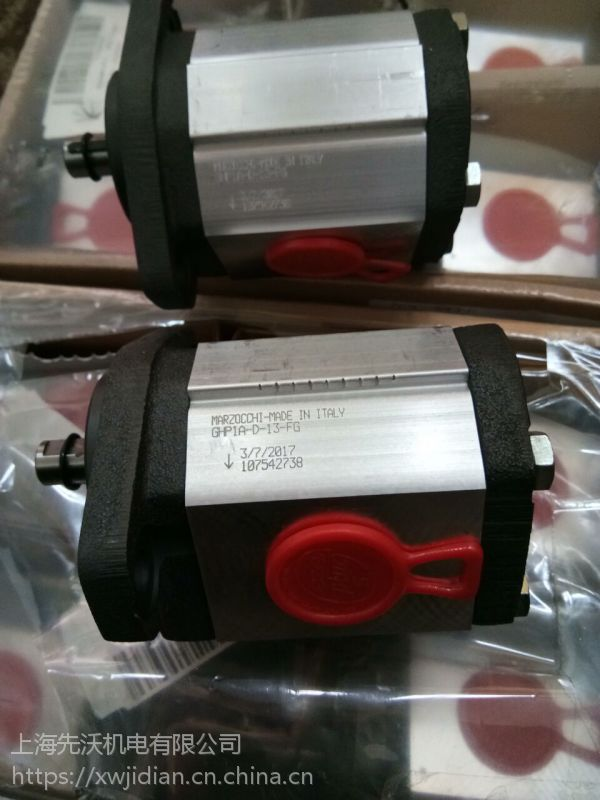 GHP1A-D-6-FG GHP1A-D-7-FG原装意大利马祖奇齿轮泵