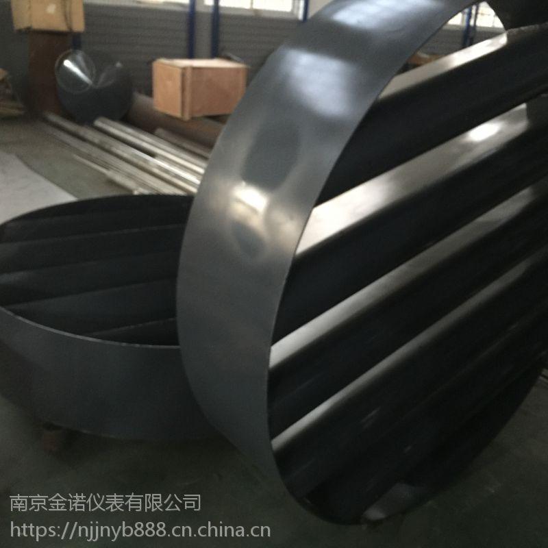 锅炉热风风量三曲线机翼式测风装置