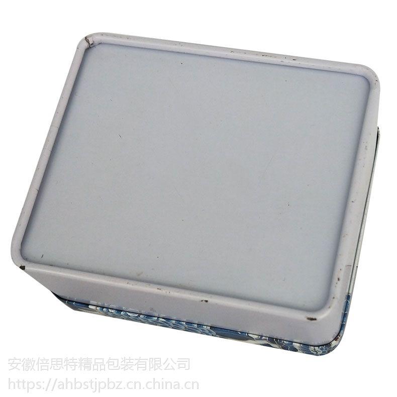 手表铁盒 方形电子表盒 马口铁礼盒