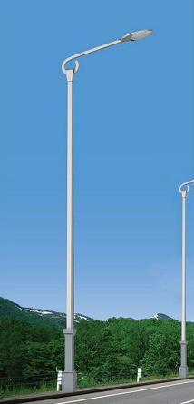供应全国 3.0厚 70-140热镀锌喷塑锥形路灯杆