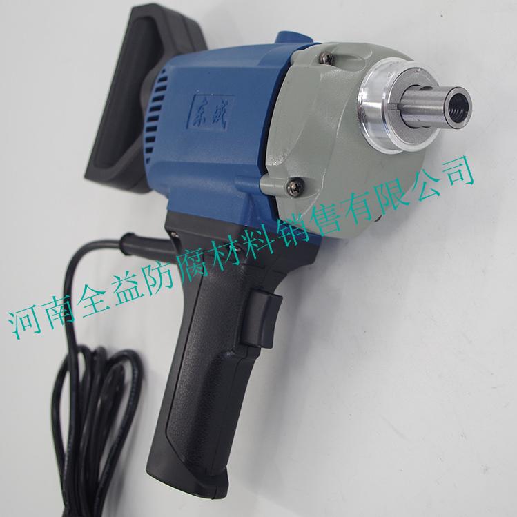 东成搅拌机Q1U-FF02-160 油漆混凝土搅拌器正品电动工具
