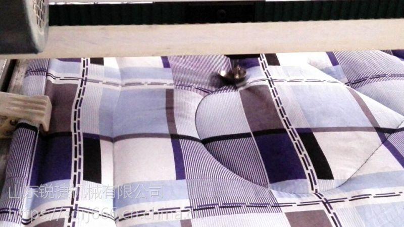 做被图案美观的电脑绗缝机 绗缝速度快的缝被机哪里买
