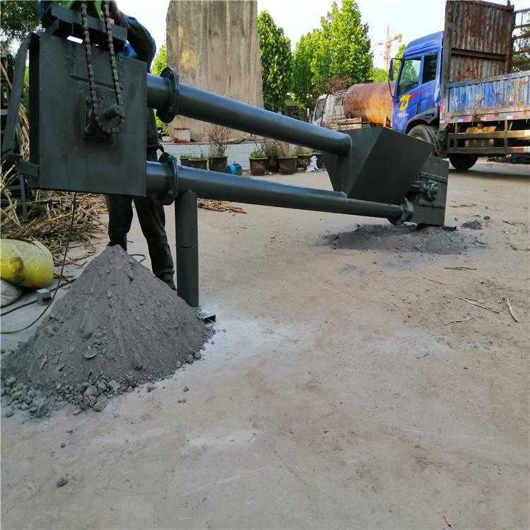 粉体专用管链输送机 密闭输送长距离多角度提升机L8