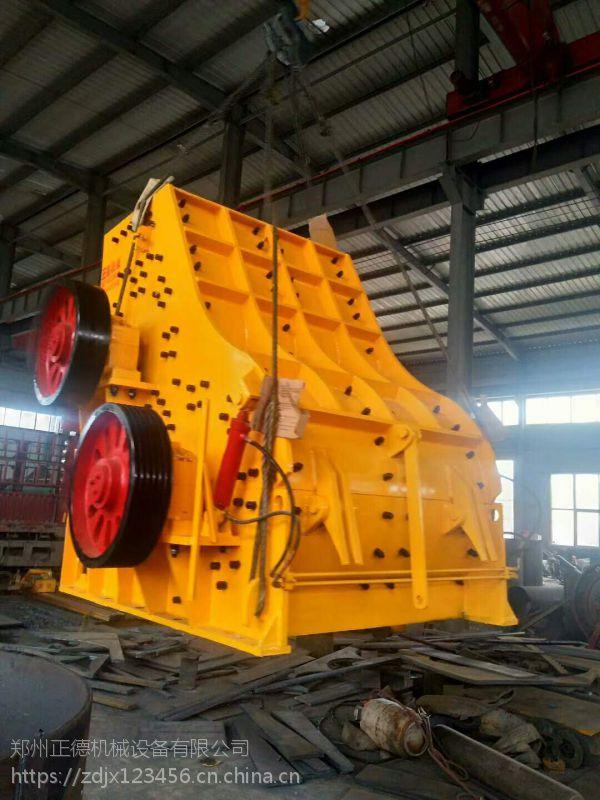 郑州正德煤矸石粉碎机品质卓越 性能稳定 节能高效