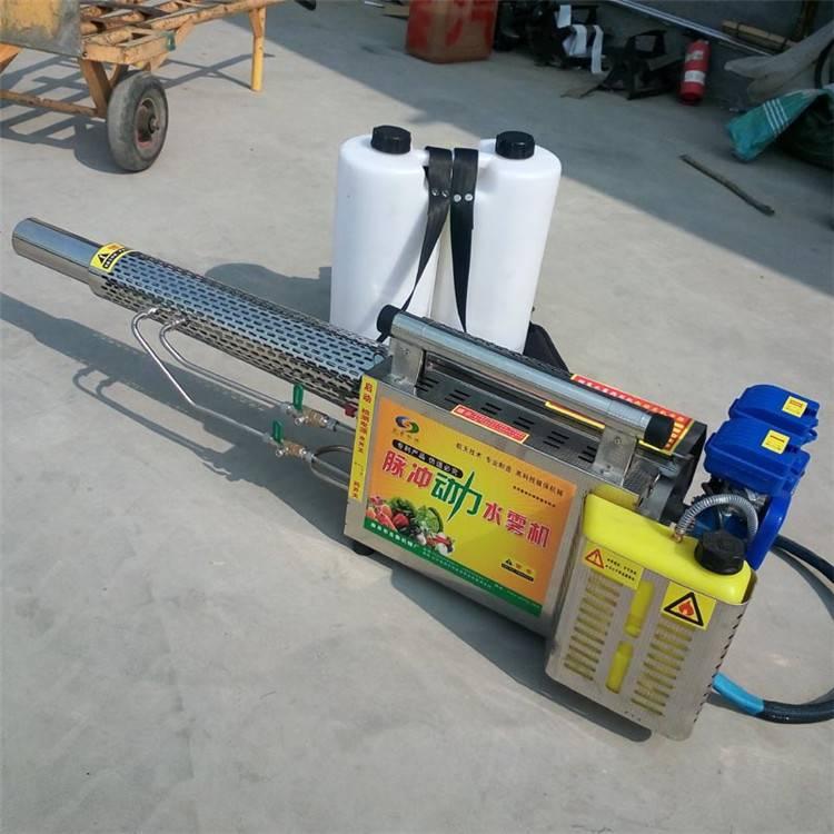 背负式农药弥雾机 小型大棚打药机 汽油烟雾机