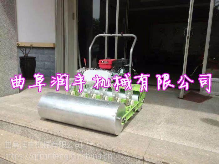 拖拉机牵引播种机 润丰 蔬菜谷子播种机价格