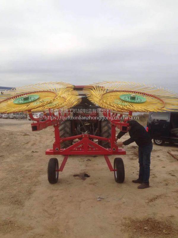 马鞍山小麦秸秆搂草机多少钱一台 什么牌子的搂草机好用